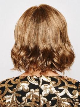 Soft & Subtle Wig Average-Large Lace Front Mono Part by Eva Gabor