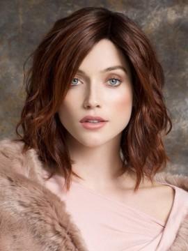 Spirit ll Wig Lace Front Hand Tied Human Hair/Heat Friendly Blend by Ellen Wille