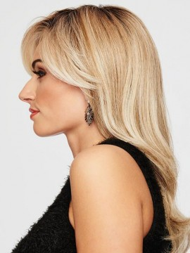 Spotlight Petite Wig Lace Front Mono Top Heat Friendly Wig by Raquel Welch