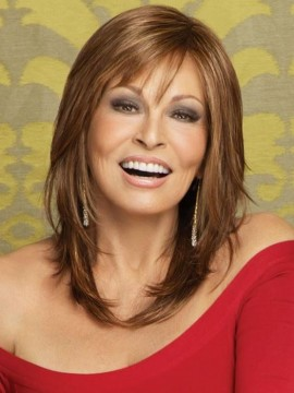 Star Quality Wig Lace Front Mono Part by Raquel Welch