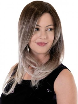 Sugar Rush Balayage Wig Lace Front Mono Top by Belle Tress