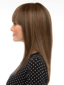 Taryn Wig Mono Top Human Hair/Synthetic Blend by Envy