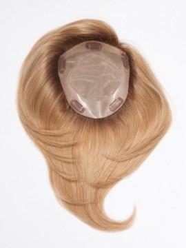 Top Form 12 Remy Human Hair Piece Mono Top by Jon Renau