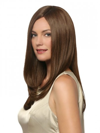 Treasure Wig Remy Human Hair Lace Front Hand Tied by Estetica Designs