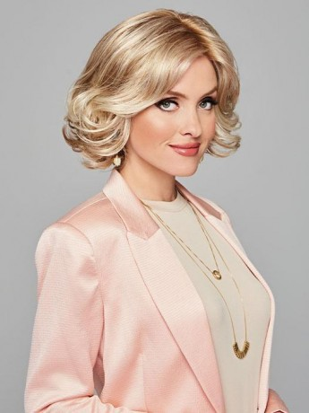 Twirl & Curl Wig Lace Front Mono Part by Eva Gabor