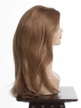 Tyra Wig Lace Front Human Hair Full Hand Tied by New Image