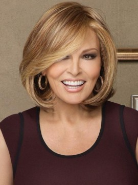 Upstage Wig Lace Front Full Hand Tied Heat Friendly Wig by Raquel Welch