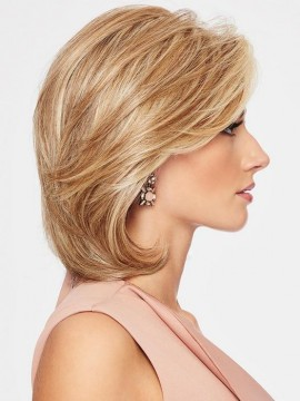 Upstage Petite Wig Lace Front Full Hand Tied Heat Friendly Wig by Raquel Welch