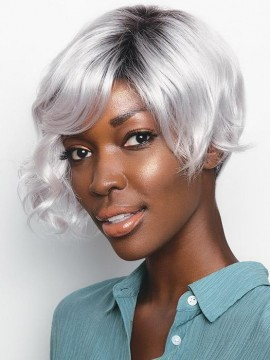 Vee Wig Lace Front Mono Part by Rene of Paris