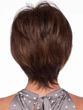 Whitney Wig Human Hair/Synthetic Blend by Envy