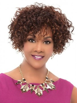 Whitney Wig Remi Human Hair by Vivica Fox