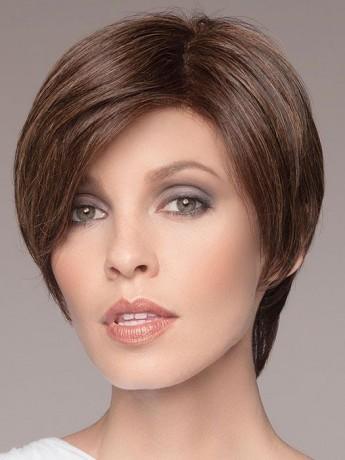 Xela Wig Lace Front Mono Top Human Hair by Ellen Wille