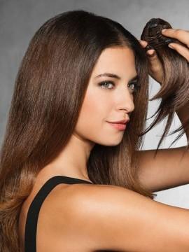 Clip in Bangs Heat Friendly by Hairdo