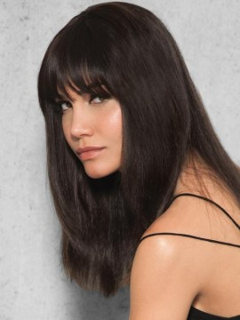 Human Hair Clip in Bangs by Hairdo
