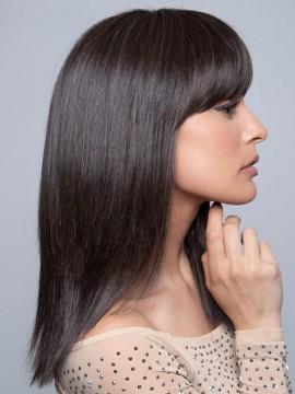 Sleek & Straight Wig Mono Crown Heat Friendly by Tressallure